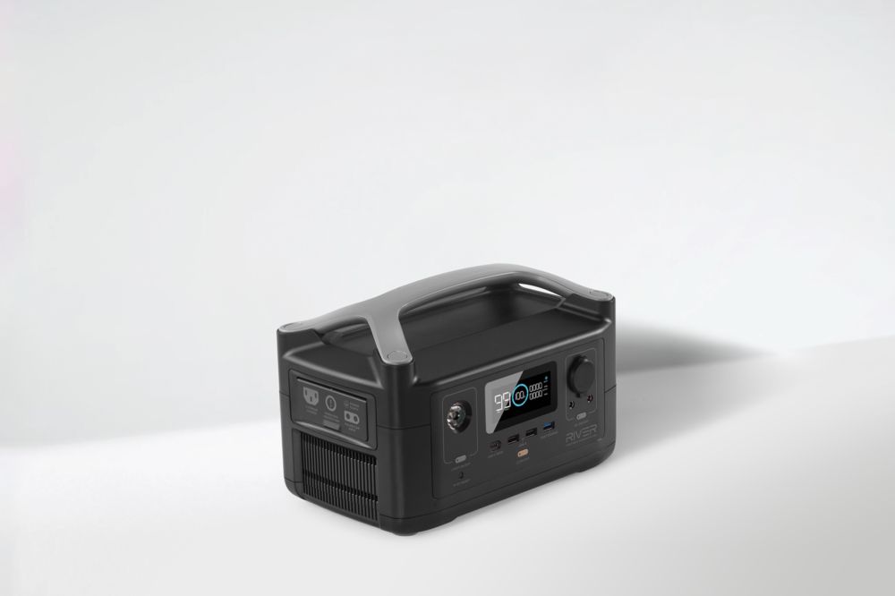 EF ECOFLOW Portable Power Station RIVER Review
